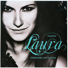 Primavera Anticipada  Pausini Laura CD Spanish New 2008
