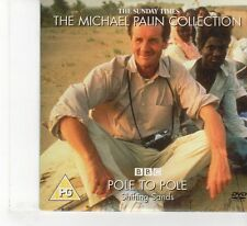 (FR314) The Sunday Times, The Michael Palin Collection, Pole To Pole  - 2007 DVD