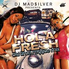 HOL A FRESH OLD TIME REGGAE  DANCEHALL MIX CD