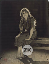 MARY PICKFORD Tess of the Storm Country James ABBE Oversize Photo 1922