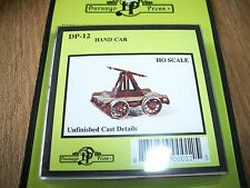 Durango Press HO Scale Hand Car  Kit DP-12 Bob The Train Gu
