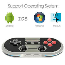 8Bitdo Bluetooth Wireless Controller Bluetooth NES30 PRO for iOS Android and PC