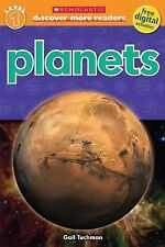 Scholastic Discover More Reader Level 1: Planets by Penelope Arlon and James,...