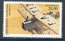 STAMP / TIMBRE FRANCE NEUF POSTE AERIENNE N° 61 ** BIPLAN BREGUET  COTE 40 €