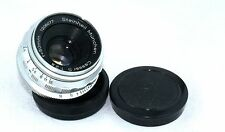 M42 : Steinheil Munchen Cassar S 2.8/50mm 2,8/50mm No.1206077 for M42