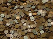 1000 Old Unsearched Wheat Penny Cents US Coin Lot