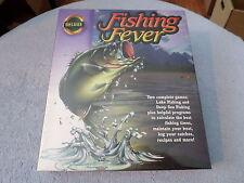 DELUXE FISHING FEVER - PC - BIG BOX - NIB