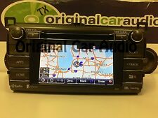 Toyota Rav4 JBL HD Radio CD Navigation Gracenote Bluetooth SAT GPS 100324