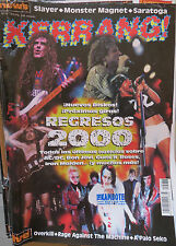 KERRANG :N.77-OVERKILL-AC/DC-SAMSON-BLACK SABBATH-DREAM THEATER