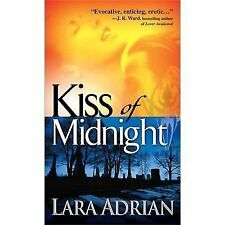 Midnight Breed: Kiss of Midnight 1 by Lara Adrian (Hardcover)
