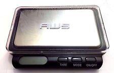 AWS CARD-V2-600 Gram x 0.1g Digital Pocket Scale American Weigh Dwt Ozt Oz