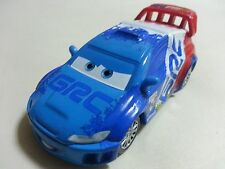 Mattel Disney Pixar Car 2 Raoul Caroule Metal Diecast Toy Car 1:55 Loose New *