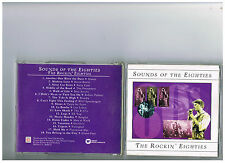 TIME LIFE CD..SOUNDS OF THE EIGHTIES..THE ROCKIN EIGHTIES..ROCKING