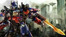 """Transformers Movie Cartoon Optimus Prime  Fridge Magnet 2.5"""" x 3.5""""  #3"""