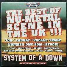 Compilation CD The Best Of Nu-Metal Scene In The UK !!! - Promo - England (EX/EX