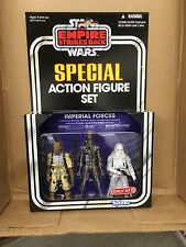 Star Wars Special Action Figure Set Imperial Forces Bossk IG-88 Snowtrooper