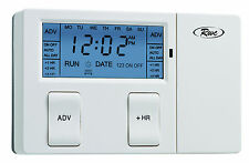 RW1 Single Channel Electronic Heating Programmer