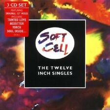 "SOFT CELL ""THE 12"" SINGLES"" 3 CD BOX NEUWARE"