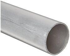 """Aluminum 6061-T6 Seamless Round Tubing, WW-T 700/6, 1-3/4"""" OD, 1-1/2"""" ID, 0.125"""""""