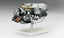 PORSCHE 935 K3 TWIN TURBO ENGINE MODEL 1/18 SCALE MODEL BY TSM 10AC11