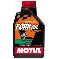 Motul Synthetic Fork Oil 10W 1-Lt.  Medium 105930
