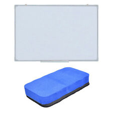 Magnetic Board Rubber Whiteboard Blackboard Cleaner Dry Marker Eraser Office ew