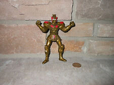 Mystic Knights of Tir Na Nog Rohan gold figure non articulated