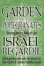Garden Of Pomegranates: Skrying on the Tree of Life, Israel Regardie, Good Book