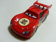 Mattel Disney Pixar Cars Dragon Lightning McQueen With Oil Stains Loose 1:55 New