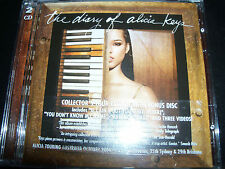 Alicia Keys The Diary Of Aust Collectors Tour Edition Enhanced 2 CD - Like New