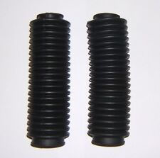 Fork Gaiters / Boots / Gaitors (Rubber) - Honda CB250RS - Free UK P&P
