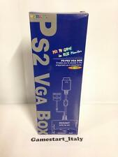 CAVO CABLE VGA BOX NUOVO NEW PS2 PLAYSTATION 2