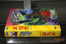 Kolibri (Sega Genesis 32X Exclusive, 1995) FACTORY SEALED & MINT! - ULTRA RARE!