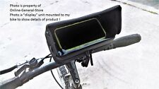 iPhone Cell Phone GPS Waterproof Motorcycle Bike Bicycle MTB Holder Mount Case