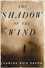 The Shadow of the Wind by Carlos Ruiz Zafón (2004, Hardcover)