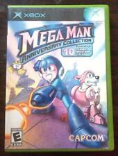 Mega Man Anniversary Collection - Complete in Box (Microsoft Xbox, 2005)