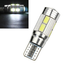 T10 10 SMD 194 W5W Canbus LED 5630 Car Side White Light Bulb Auto Parking Lamp