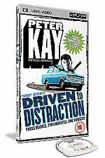Peter Kay's Driven To Distraction  - Sony PSP UMD Video DVD