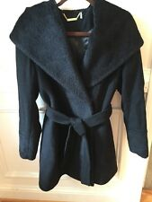 Trina Turk, Wool And Alpaca, Beautiful Black Coat, Size 6!