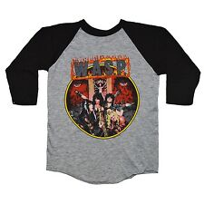1984 WASP Winged Assassins Tour Shirt Vintage Concert Jersey Tshirt W.A.S.P. L