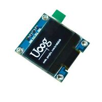 "white 0.96"" I2C IIC 128X64 OLED LCD LED Display Module Board SSD1306 For Arduino"