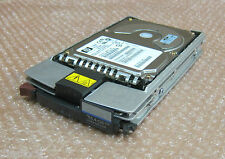 "HP 3.5"" 10k, 36.4GB Ultra 320 SCSI Hard Drive BD036863AC 306637-001 With Caddy"