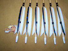 6 CEDAR PO TRADITIONAL WOOD ARROWS 60/65 55/60  50/55, 45/50, YOU PICK THE SPINE