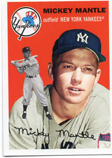 2011 Topps 60 Years Of Topps Mickey Mantle U-Pick