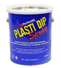 Performix Plasti Dip 1 Gallon MATTE CLEAR Ready 2 Spray Rubber Dip Coatings