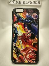 USA Seller Apple iphone 6 & 6S Anime Phone case Cover One Piece Ace Sabo Luffy