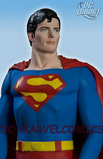 DC Direct CHRISTOPHER REEVE AS SUPERMAN Statue NEW!! JAL JUSTICE LEAGUE MAQUETTE