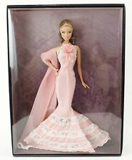 Mattel J9180 NIB Gold Label Badgley Mischka Barbie Doll LB-18