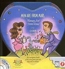 Men are from Mars Women are from Venus PC Game CD ROM