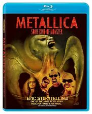 METALLICA - SOME KIND OF MONSTER (10TH ANN. EDT BLU-RAY/DVD) 2 BLU-RAY NEU